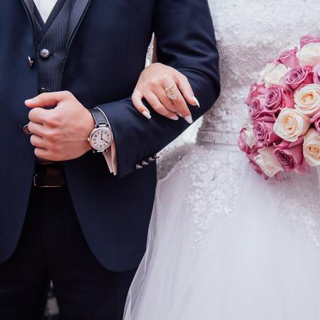 Marriage Ceremonies – Postpone or Cancel?