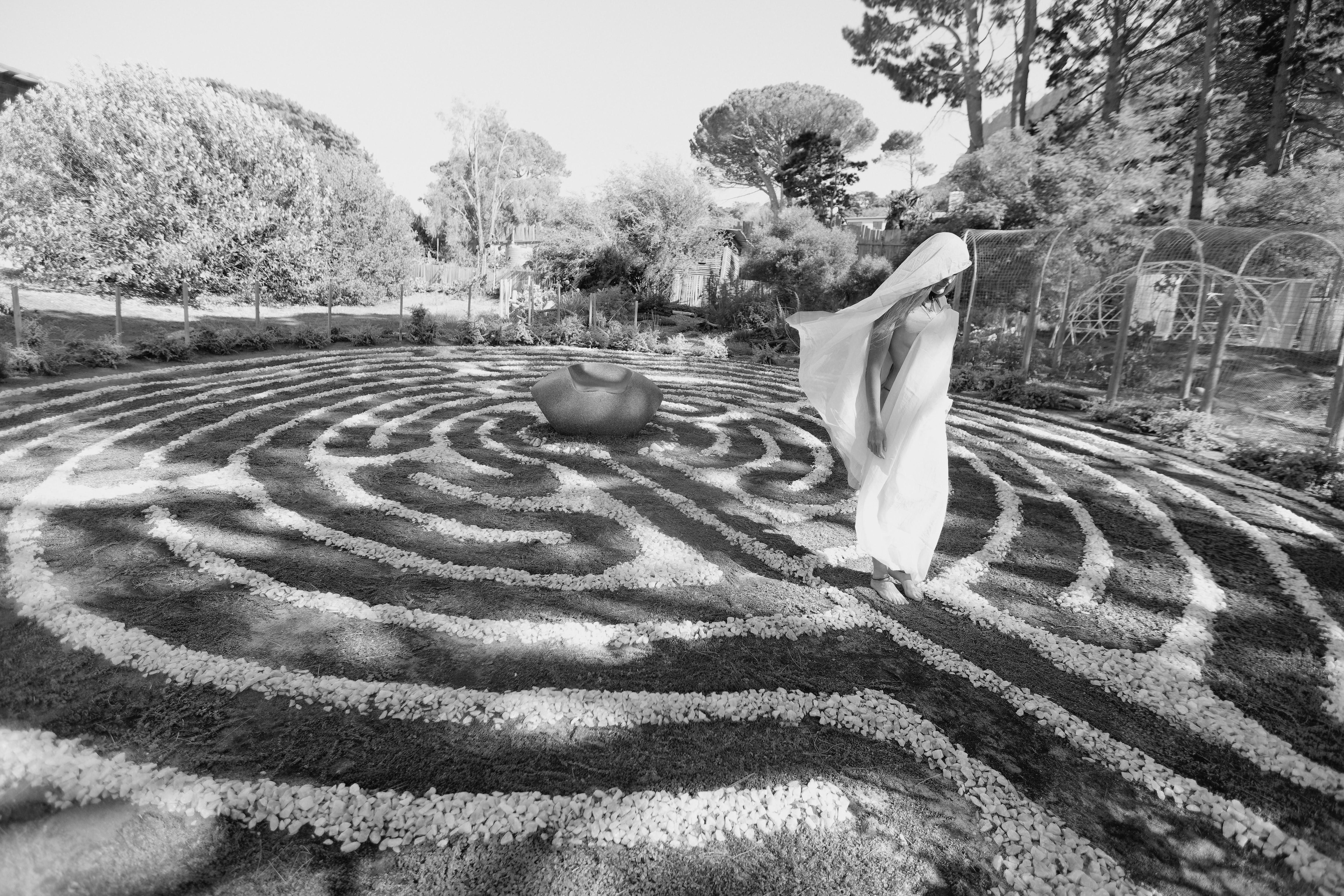 Labyrinth and Wheel balances