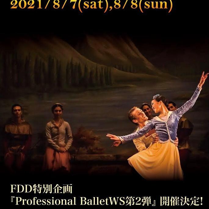 Professional Ballet workshop DAY1