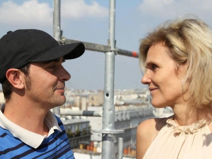 Avec Sylvain Charbonneau