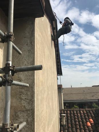 Edilizia acrobatica Torino Tecnologie Vegetali 7