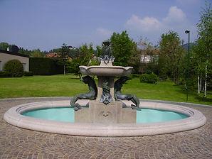 Rimozione graffiti, pulizia, lavaggio e protezione fontane fontana