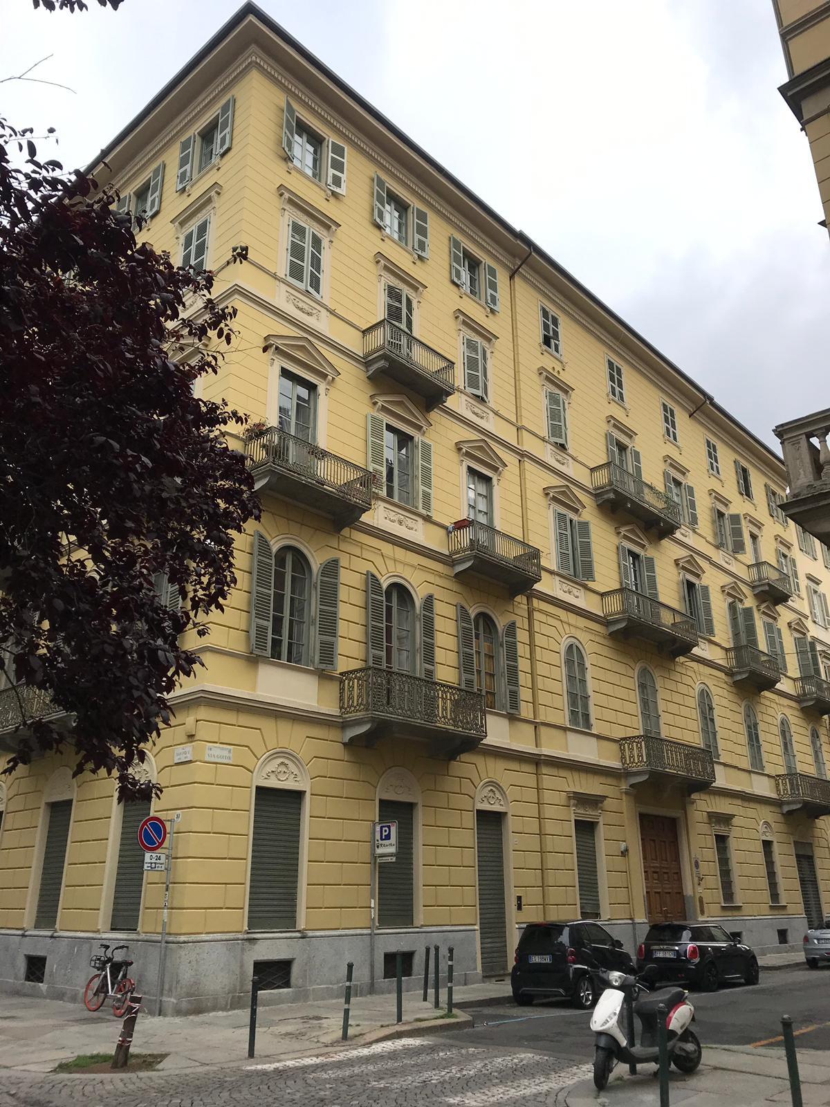 Palazzo piemonte facciata