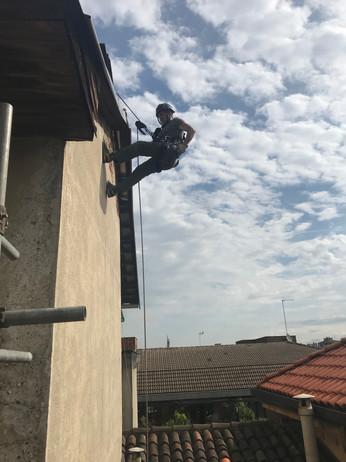 Edilizia acrobatica Torino Tecnologie Vegetali 4