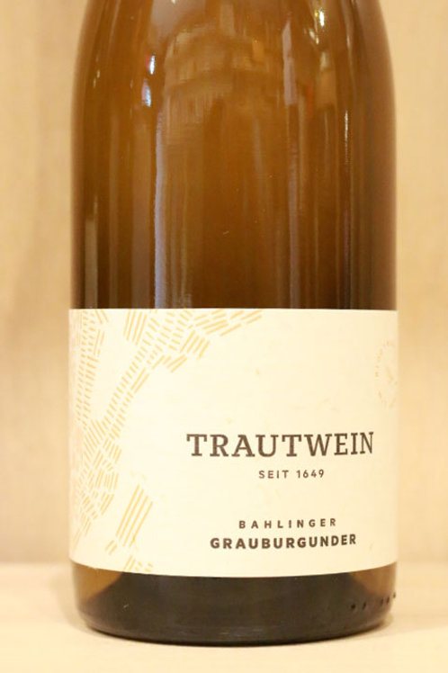 トラウトワイン ブラウアーブルグンダー