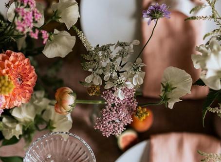 Elegant wedding inspiration shoot