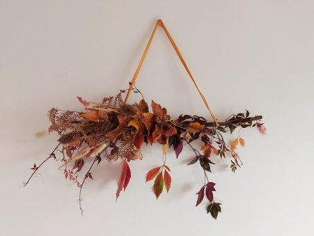 Create Your Own Autumn Hanging