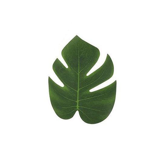 Tropical leaves -medium