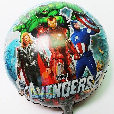 Avengers balloon