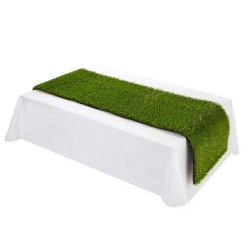 Grass table runner
