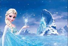 Ice backdrop