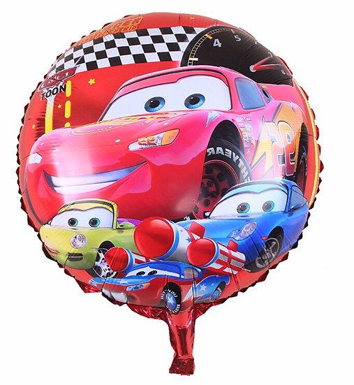 Lightning McQueen foil balloon