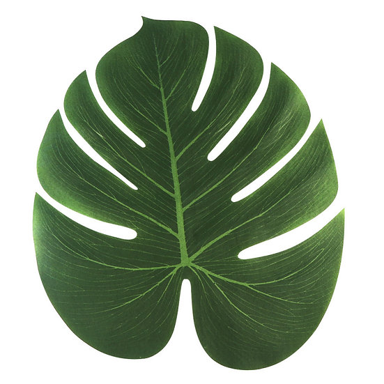 Tropical leaves -large
