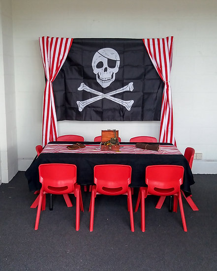 Pirate party package