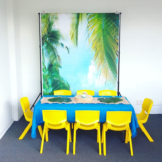Tropical party package