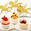 Thumbnail: Unicorn cupcake - cake toppers