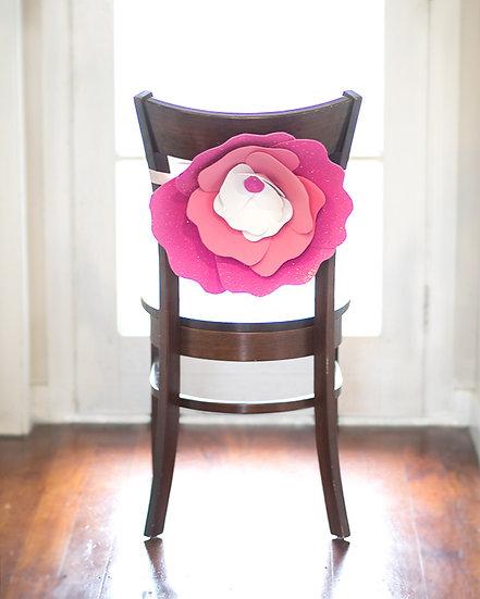 Princess Poppy chair flower