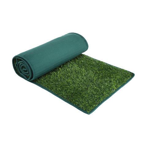Grass runner - long & lined