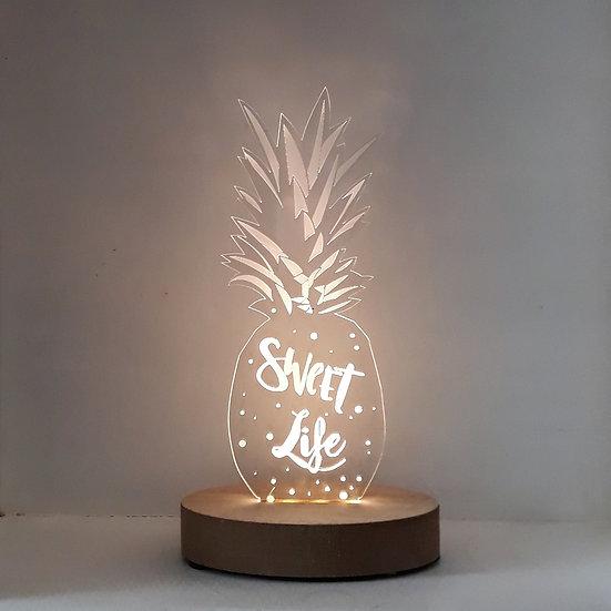 Pineapple light