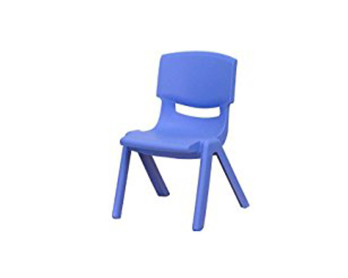 Light blue/lilac child's chair