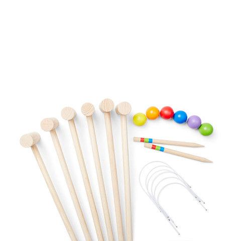 Kid's croquet