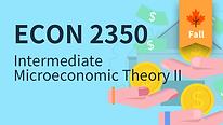 ECON 2350