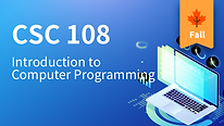 CSC 108