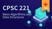 CPSC 221