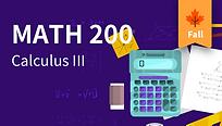 MATH 200