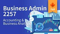 business admin 2257