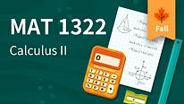 MAT 1322