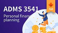 ADMS 3541