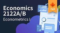economics 2122 ab