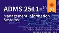 ADMS 2511