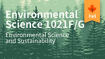 environmental science 1021 fg