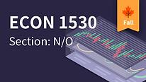 ECON 1530