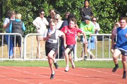 Josh 200m Sprint
