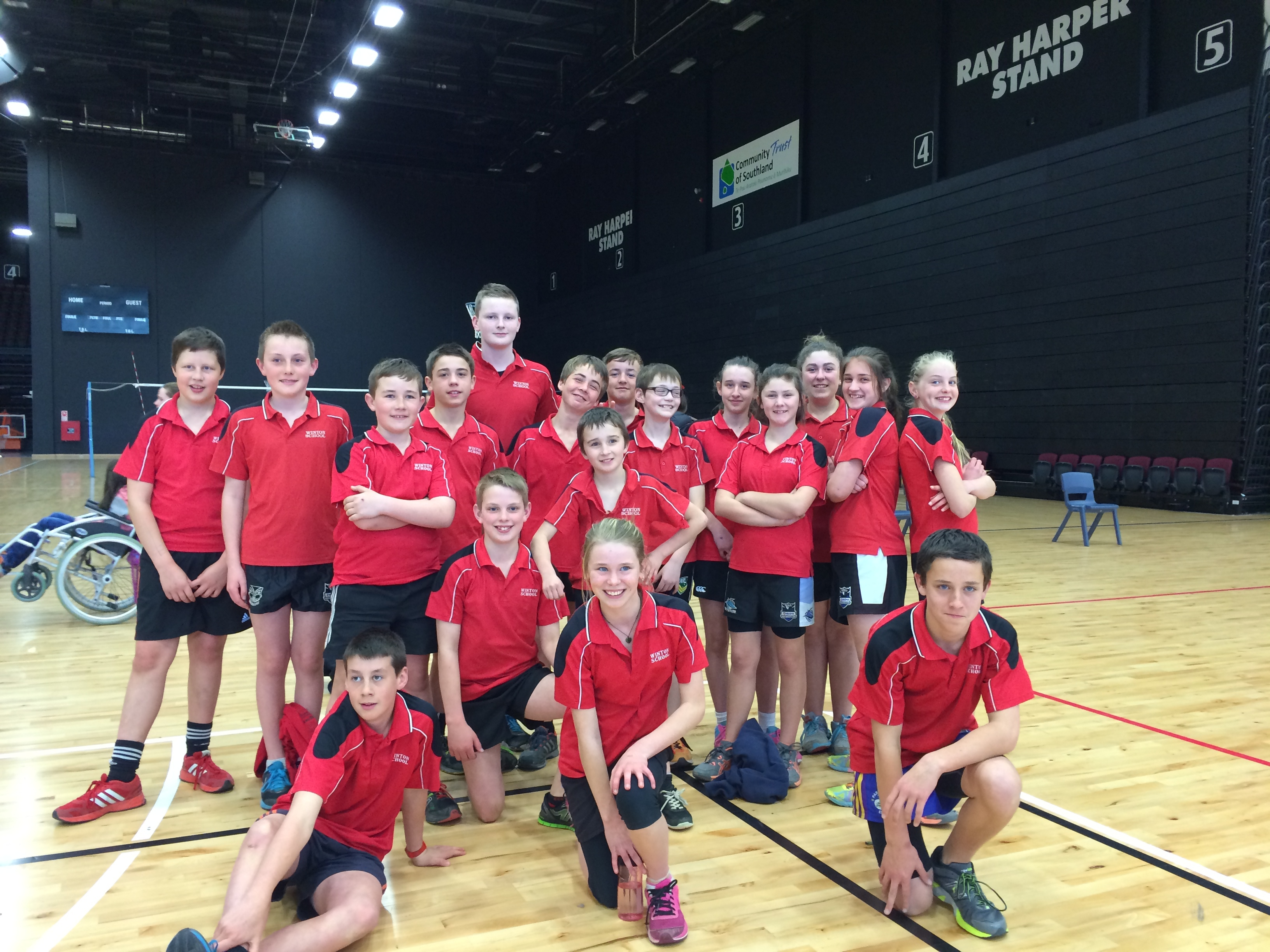 Year 7/8 Volleyball Teams