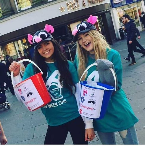 RAG Week Bucket Collection