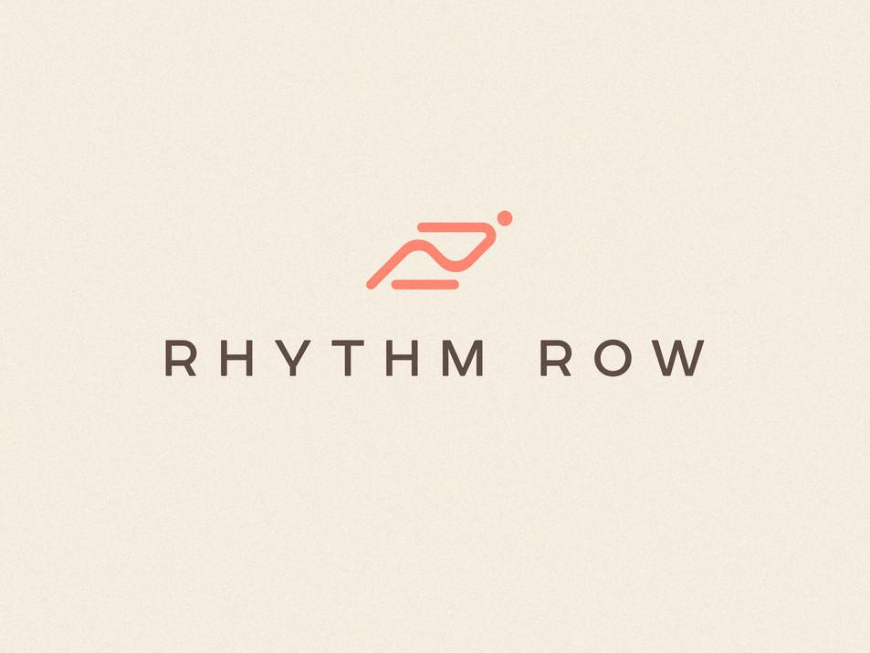 Rhythm Row Branding