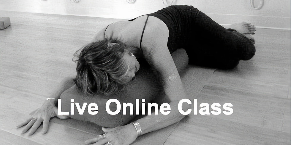 Restorative Yoga with Zoreh Afsarzadeh