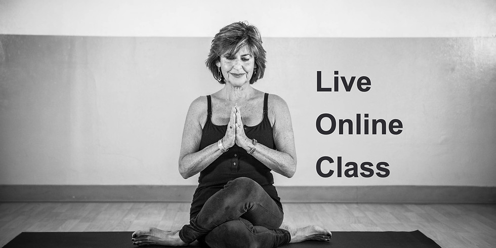 Yoga for All with Zoreh Afsarzadeh