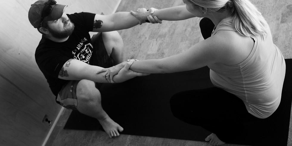 Partner Yoga for Labor & Birthing with Shana Lane & Zhenya Novgorodskaya