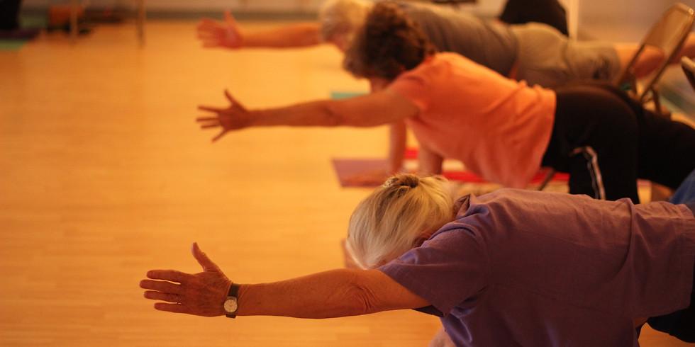 Senior Yoga Teacher Training with Nishtha Jane Kappy