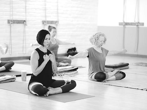 Kundalini Yoga for Vitality & Stress