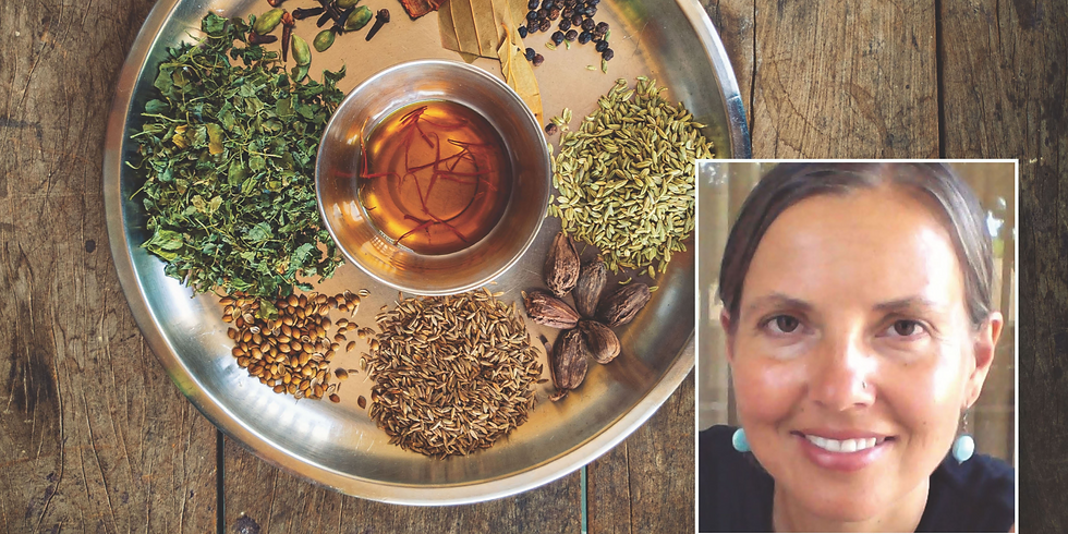 Ayurvedic Self Cleanse at Home with Jill Palmer