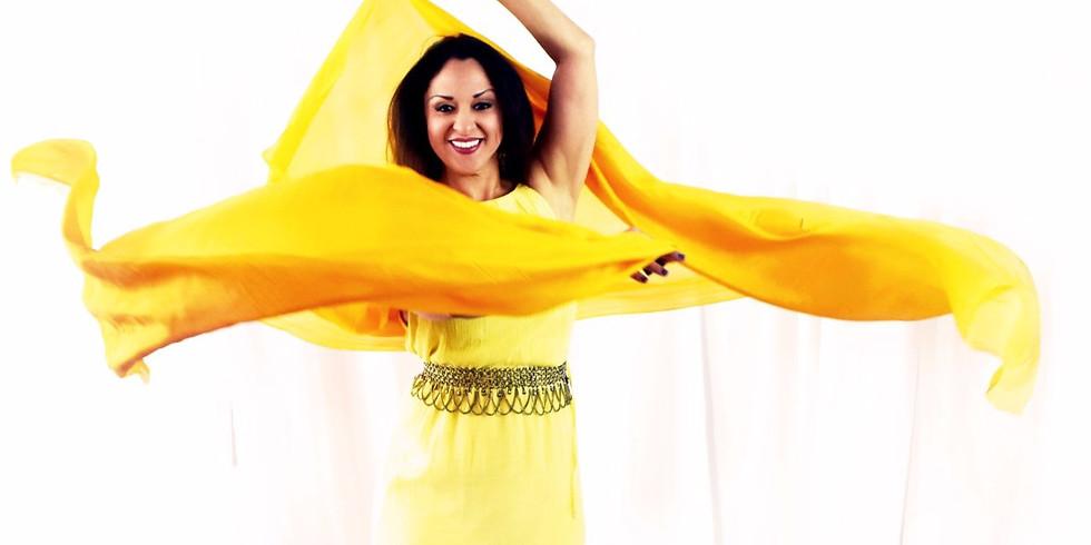 Sufi Intensive and Veil Dancing with Lisa Joy