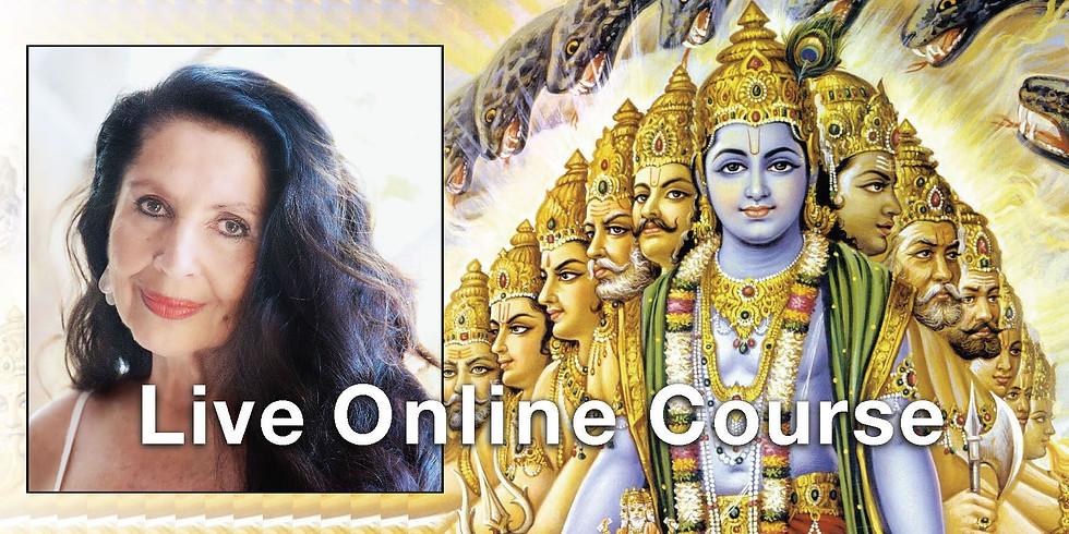 The Bhagavad Gita 1, 6 Week Series with Rama Jyoti Vernon