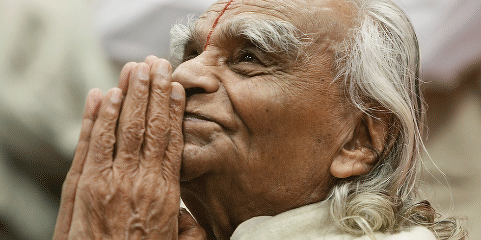 A Celebration of the Life and Legacy of B.K.S. Iyengar