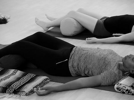Deep Relaxation Yoga Nidra Class Series